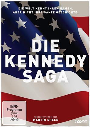 Die Kennedy-Saga (2 DVDs)