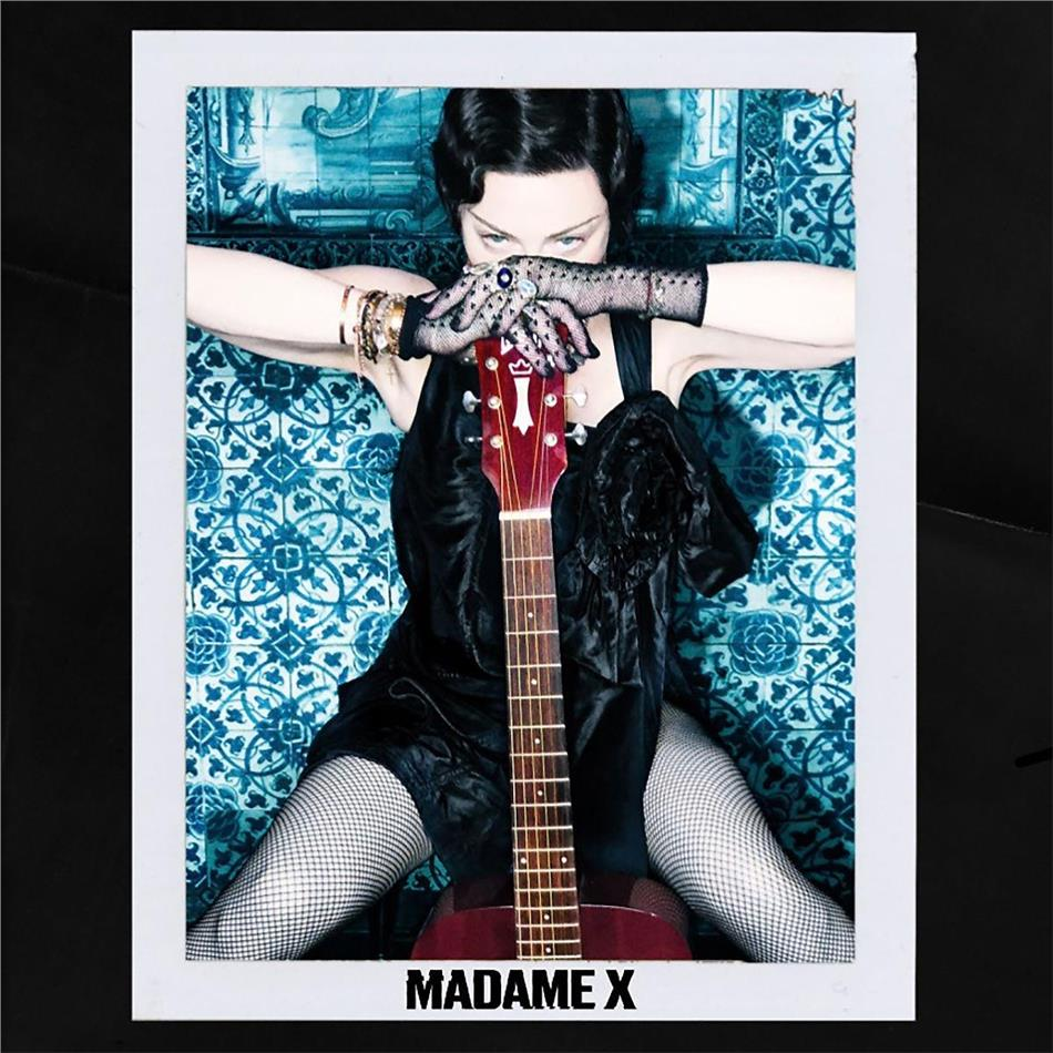 Madonna - Madame X (5 Bonustracks, Deluxe Edition, 2 CDs)