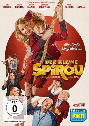Der kleine Spirou (2017)