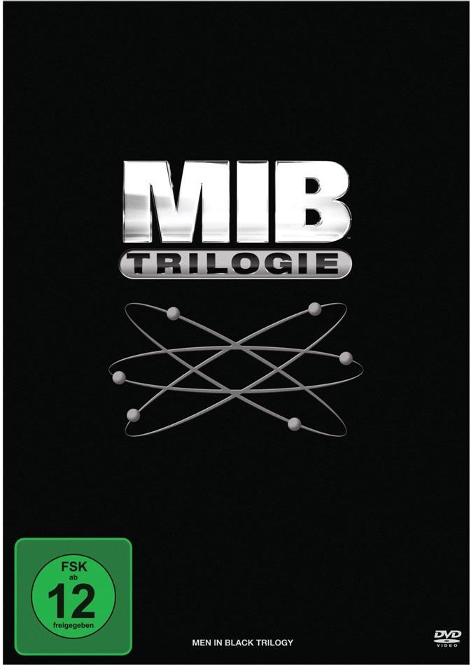 Men in Black 1-3 - Trilogie (3 DVD)