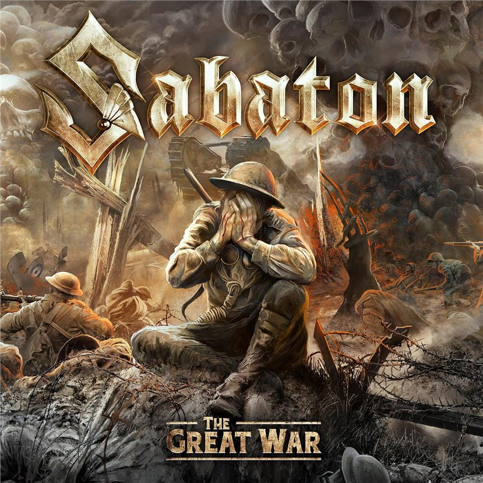 Sabaton - The Great War (History Edition, Gatefold, LP)