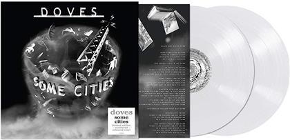 Doves - Some Cities (2019 Reissue, Virgin Vinyl, Limited Edition, White Vinyl, 2 LPs)