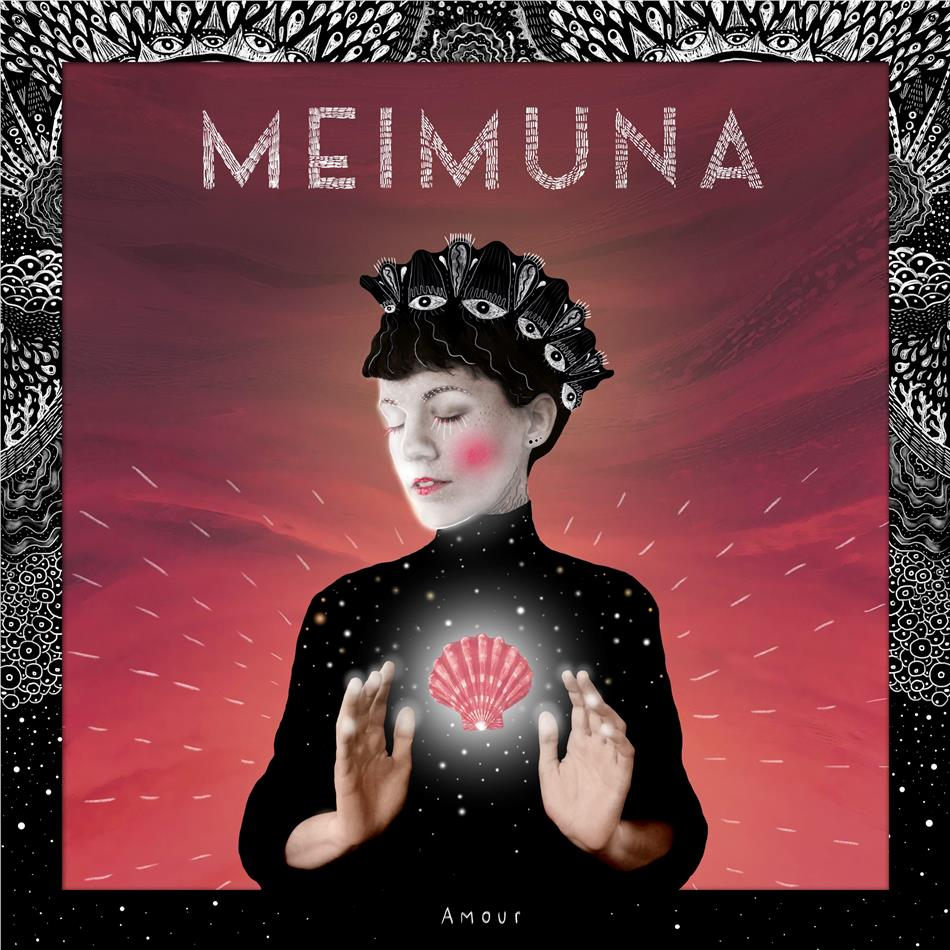 "Meimuna - Amour (Colored, 10"" Maxi)"
