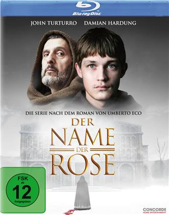 Der Name der Rose - Staffel 1 (2 Blu-rays)