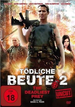 Tödliche Beute 2 - The Deadliest Prey (Uncut)