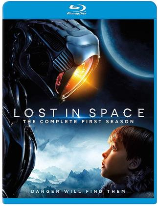 Lost In Space - Season 1 (2018) (3 Blu-rays)