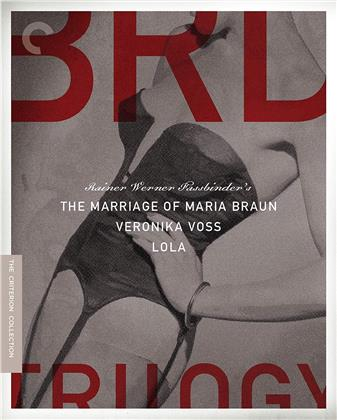 BRD Trilogy (Criterion Collection)