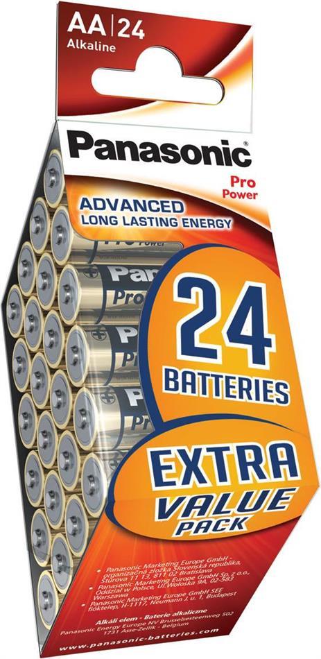 Panasonic Pro Power 24x LR6 (AA)