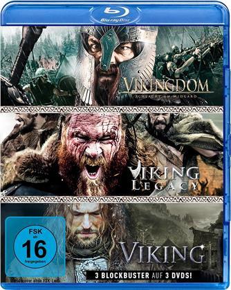 Viking / Vikingdom / Viking Legacy (3 Blu-rays)