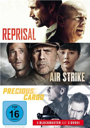 Reprisal / Air Strike / Precious Cargo (3 DVDs)