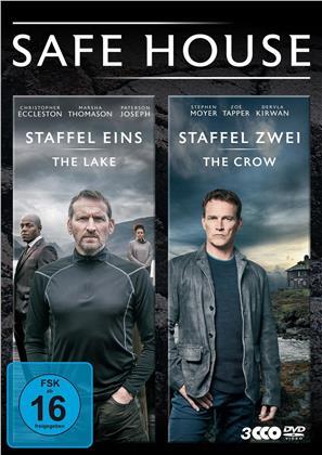 Safe House - Staffeln 1 & 2 (3 DVDs)