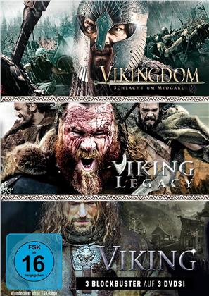 Viking / Vikingdom / Viking Legacy (3 DVDs)