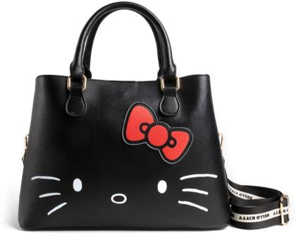 Hello Kitty - Shopper Bag With Hello Kitty Debossing And Print