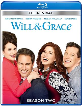 Will & Grace - The Revival - Season 2 (2 Blu-rays)