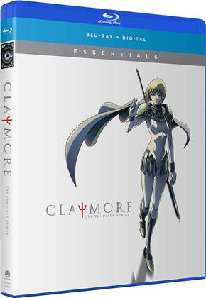 Claymore - The Complete Series (Essentials, 3 Blu-rays)