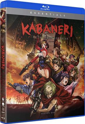 Kabaneri Of The Iron Fortress - Season 1 (Essentials, 2 Blu-rays)