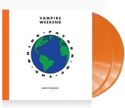 Vampire Weekend - Father Of The Bride (Orange Vinyl, LP)
