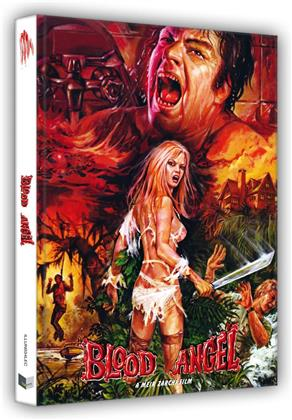 Blood Angel (1978) (Cover C, Limited Edition, Mediabook, Blu-ray + DVD)
