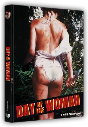 Day of the Woman (1978) (Cover D, Limited Edition, Mediabook, Blu-ray + DVD)