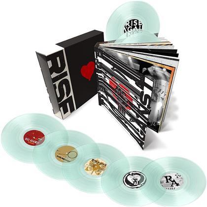 Rise Against - Career Vinyl Book (LP)