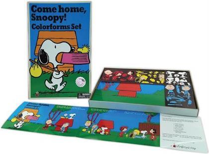 Colorforms - Colorforms Retro Come Home Snoopy