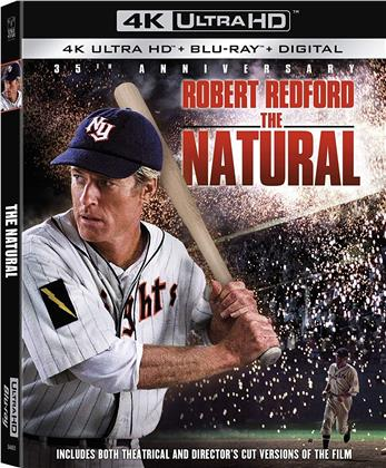 The Natural (1984) (4K Ultra HD + Blu-ray)