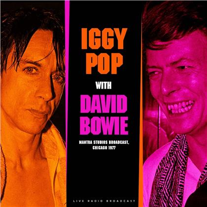 Iggy Pop & David Bowie - Best of Live at...