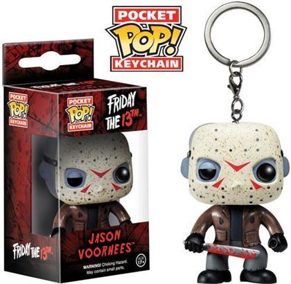 Funko Pocket Pop! Keychain - Horror: Jason Voorhees (Limited Edition)