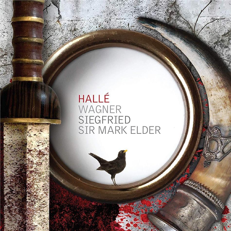 Richard Wagner (1813-1883), Sir Mark Elder & The Hallé - Siegfried (4 CDs)