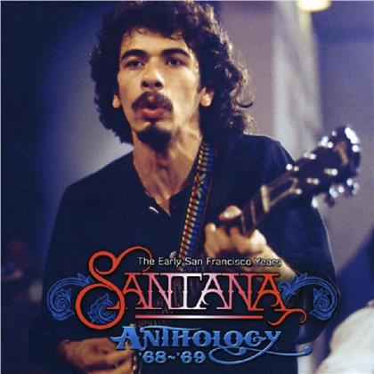 Santana - The Anthology 68-69 - The Early San Francisco Years