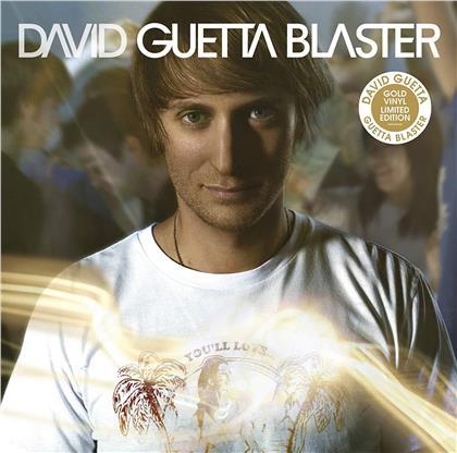 David Guetta - Guetta Blaster (2019 Reissue, Limited Edition, Gold Vinyl, 2 LPs)
