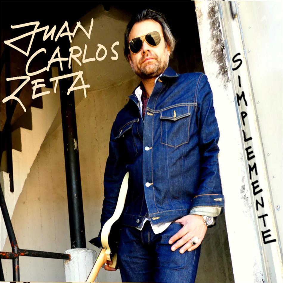Juan Carlos Zeta - Simplemente