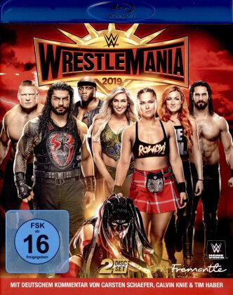 WWE: Wrestlemania 35 (2 Blu-rays)