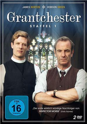 Grantchester - Staffel 1 (2 DVDs)