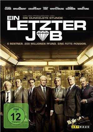 Ein letzter Job (2018)