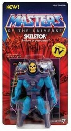 Masters Of The Universe 5.5 Vintage Skeletor