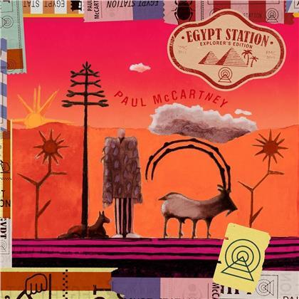 Paul McCartney - Egypt Station (Explorer's Edition, 2 CDs)