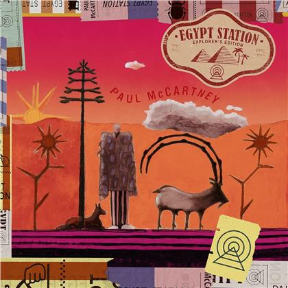 Paul McCartney - Egypt Station (Explorer's Edition, Limited Edition, 3 LPs)