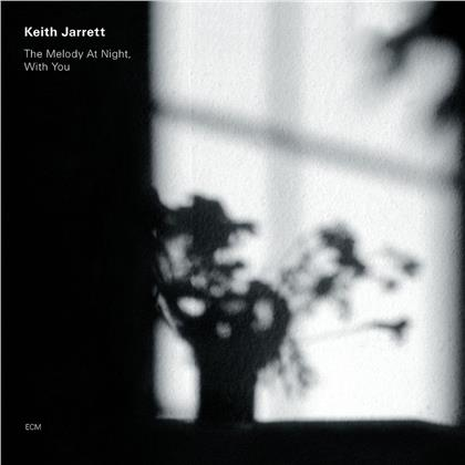 Keith Jarrett - The Melody At Night With You (2019 Reissue, ECM Records, LP)