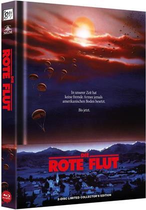 Die rote Flut (1984) (Wattiert, Limited Collector's Edition, Mediabook, 2 Blu-rays)