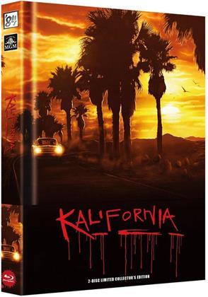 Kalifornia (1993) (Wattiert, Limited Collector's Edition, Mediabook, 2 Blu-rays)