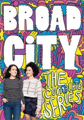Broad City - The Complete Series - Seasons 1-5 (11 DVDs)