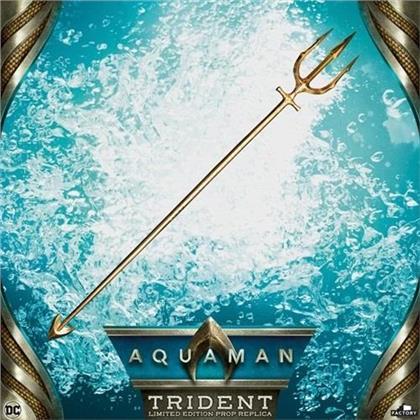 Aquaman Hero Trident Limited Ed. Prop Replica