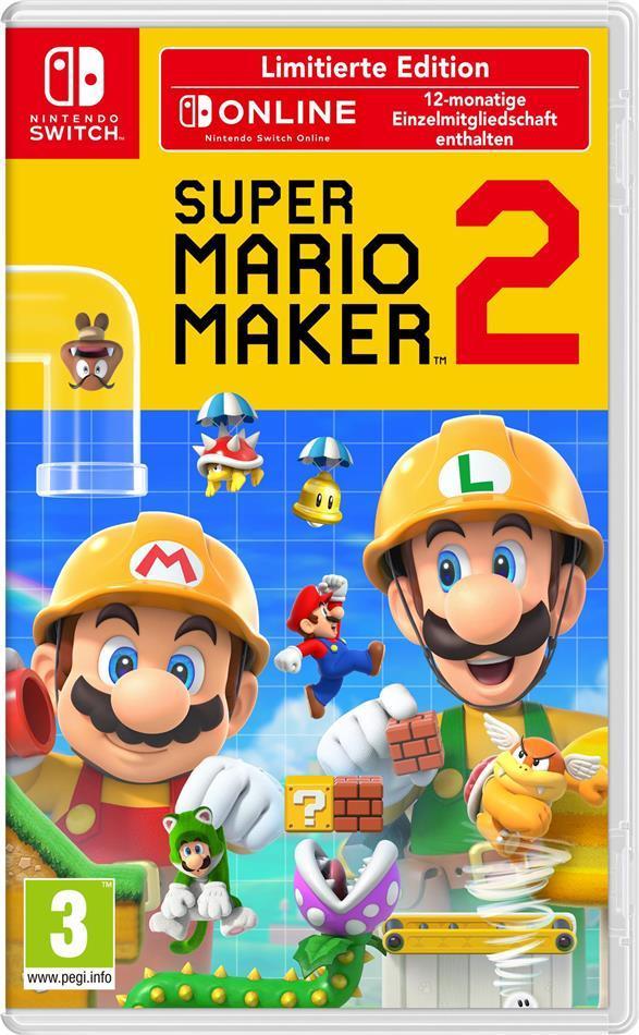 Super Mario Maker 2 (Édition Limitée)