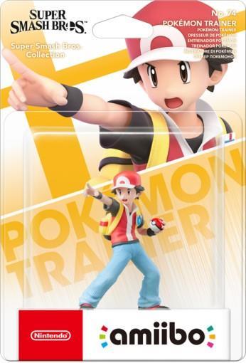 amiibo Super Smash Bros. Pokemon Trainer