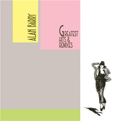 Alan Barry - Greatest Hits & Remixes (2 CDs)