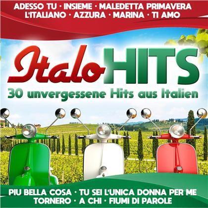 Italo Hits - 30 unvergessene Hits aus Italien (2 CDs)