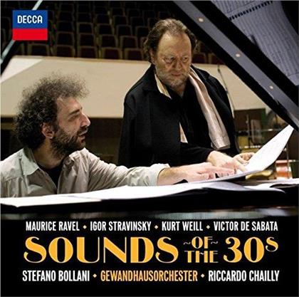 Riccardo Chailly, Stefano Bollani & Gewandhausorchester - Sounds Of The 30'S (LP)