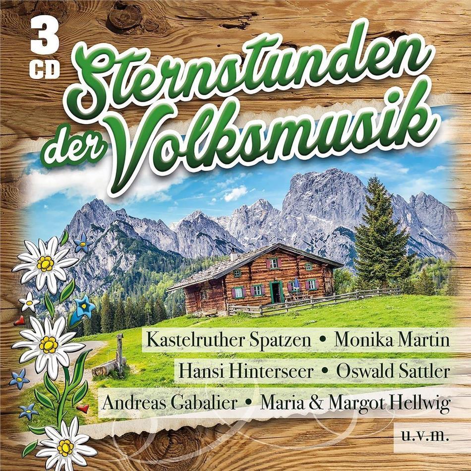 Sternstunden Der Volksmusik (3 CDs)