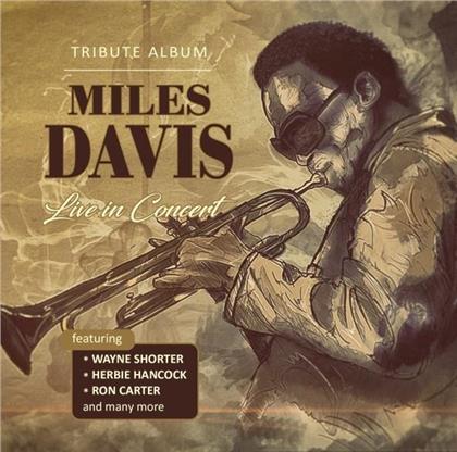 Miles Davis Tribute Album - Live In Concert